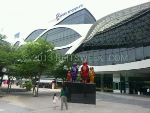 CapitaMall Trust property Plaza Singapura