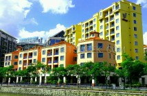 Far East Hospitality Trust's Riverside Village Residences (Photo: REITsWeek)