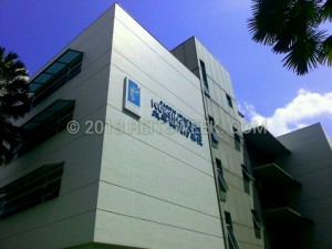 First REIT property in Singapore, Pacific Healthcare Nursing Home.