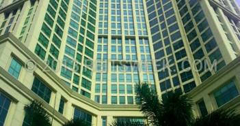 CDL Hospitality Trust's Copthorne Waterfront Hotel, Singapore. (Photo: REITsWeek)
