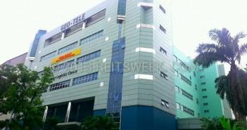 Sabana REIT's logistics facility at Tai Seng Drive, Singapore. (Photo: REITsWeek)