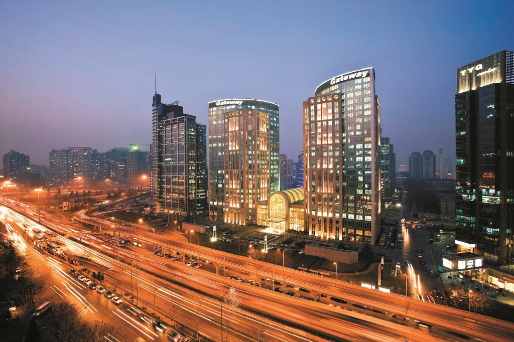 Mapletree Greater China Commercial Trust's Gateway Plaza. (Photo: Mapletree)