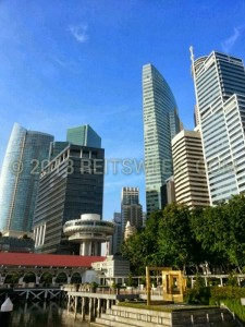 The extension is being done to strengthen the country's position as a REITs hub in Asia, Singapore's finance minister said in a speech delivered to unveil the country's budget for 2015.