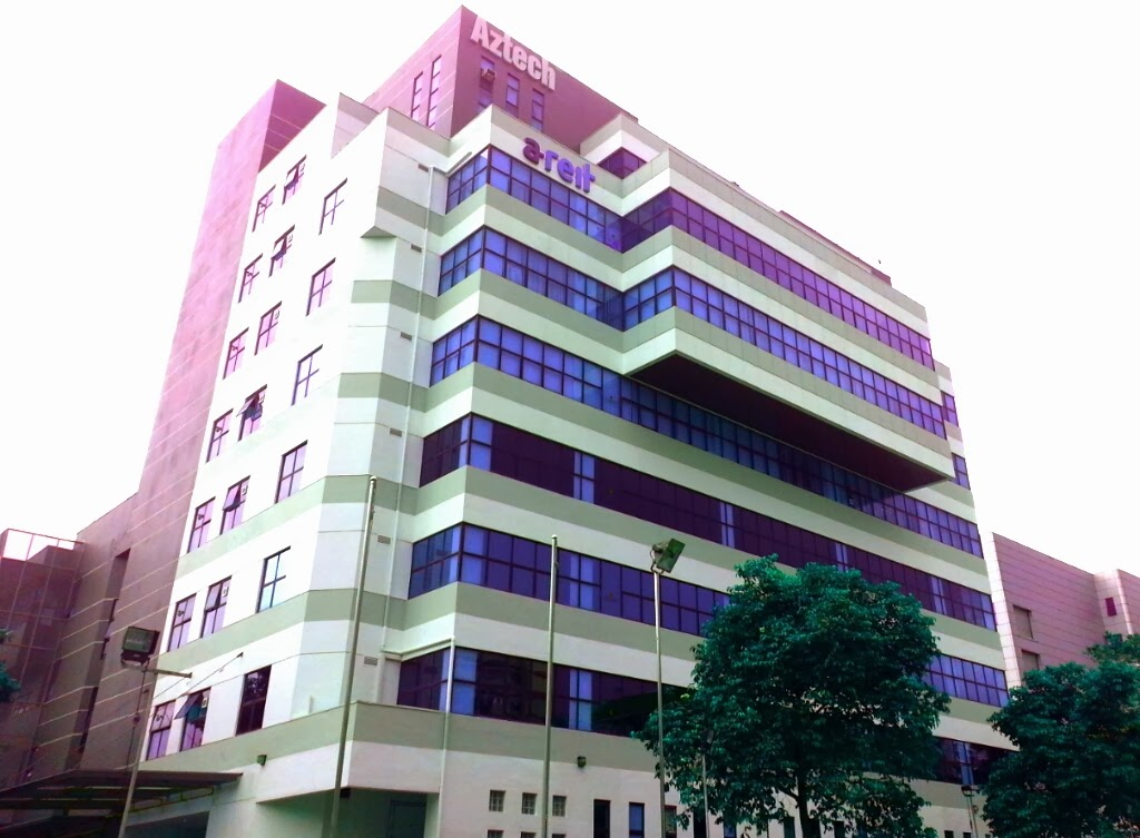 Ascendas REIT reported a 2.5% growth in DPU for 1Q 14/15.