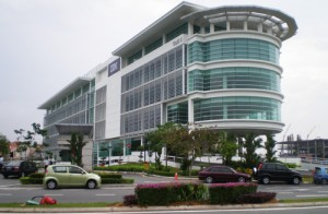 Quill Capita Trust IBM, one of the nine remaining properties in QCT