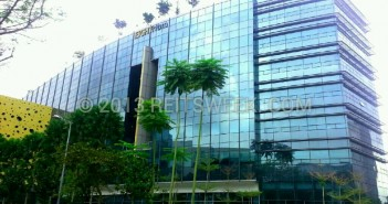 Soilbuild Business Space REIT property in Changi Business Park, Eightrium