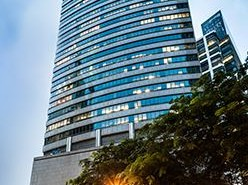 Prudential Tower is being divested by Keppel REIT.