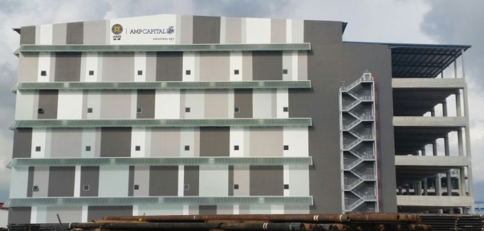 AIMS AMP Capital Industrial REIT property at 20 Gul Way.