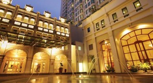 Frasers Hospitality Trust's Hotel Intercontinental Singapore.