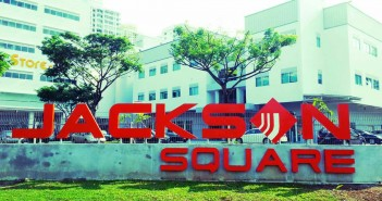 Jackson Square, a property in Viva Industrial Trust's portfolio. (Photo: REITsWeek)