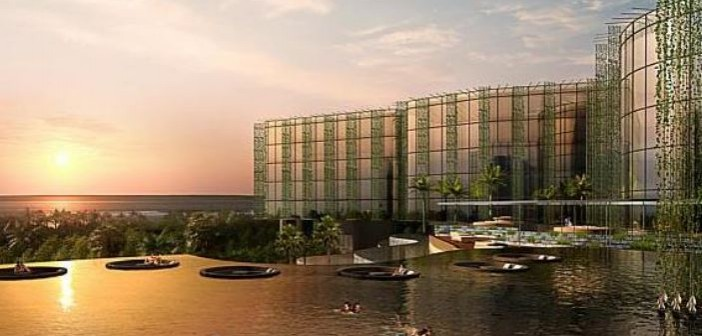 Far East Hospitality Trust holdd a 30% stake in this joint-venture with Far East Organization in Sentosa. (Photo: Far East Hospitality Trust)