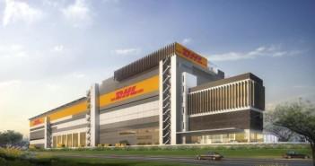 Cache Logistics Trust's DHL Supply Chain Advanced Regional Center. (Photo: Cache Logistics Trust)