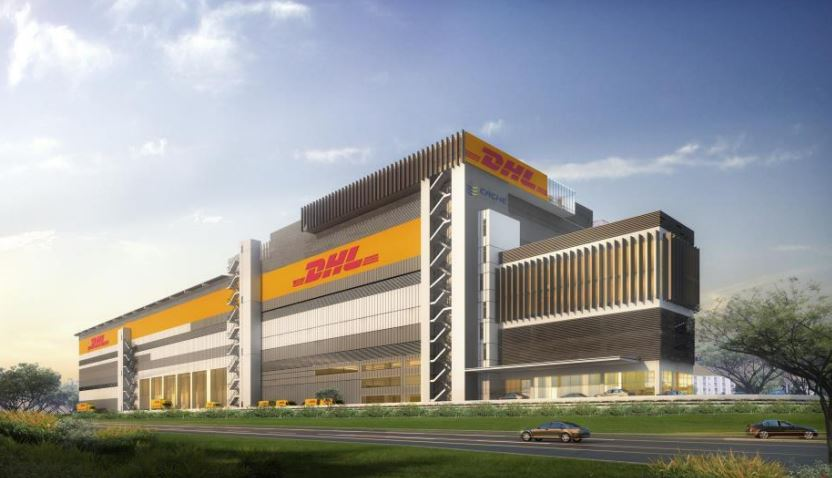 Cache Logistics Trust's DHL Supply Chain Advanced Regional Center. (Photo: Cache Logistics Trust)