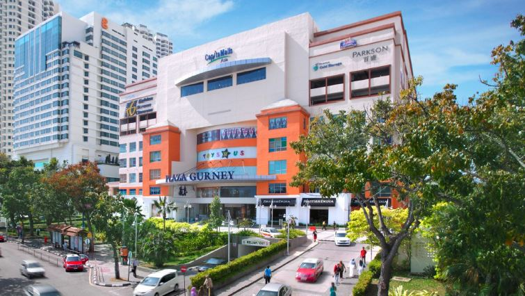 CapitaMalls Malaysia Trust property, Plaza Gurney