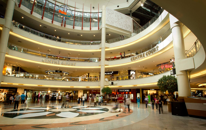 IGB REIT's Mid Valley Megamall in Kuala Lumpur