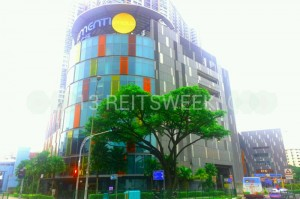 SPH REIT's property, The Clementi Mall.