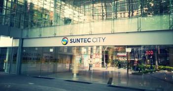 Suntec REIT's flagship property in Singapore, Suntec City. (Photo: REITsWeek)