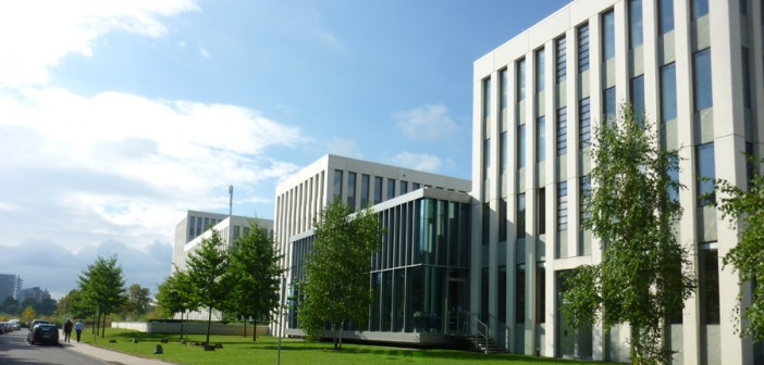 IREIT Global's Bonn Campus (Photo: IREIT Global)