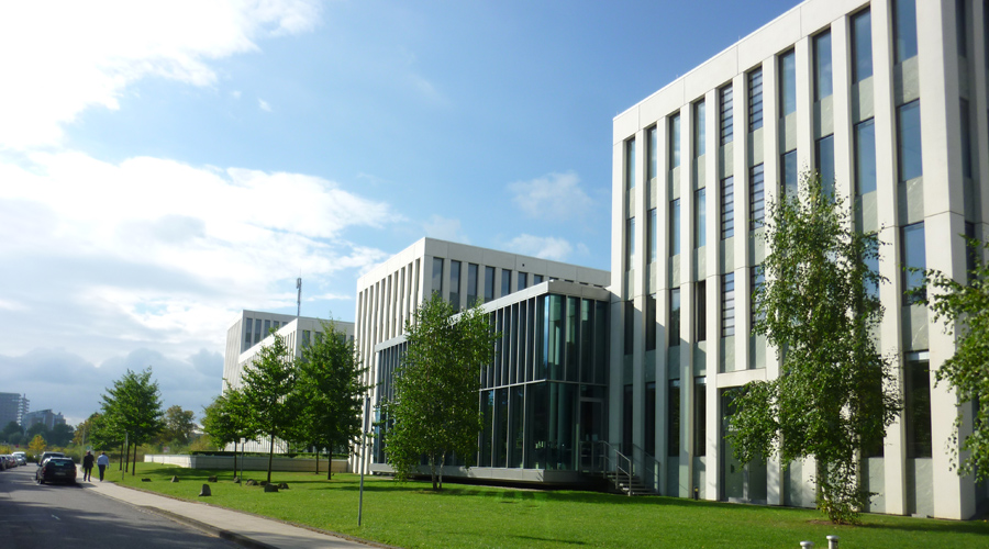 IREIT Global's Bonn Campus (Photo: IREIT Global)