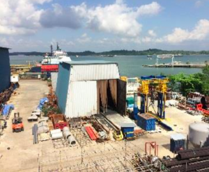 72 Loyang Way includes a jetty with 142 metres of sea frontage which serves as a fully-integrated offshore supply base