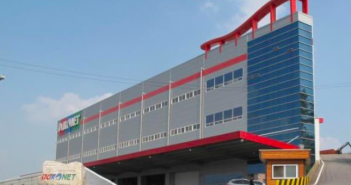 Dakonet Logistics Centre in Gyeonggi-do, a prime logistics hub near Seoul.