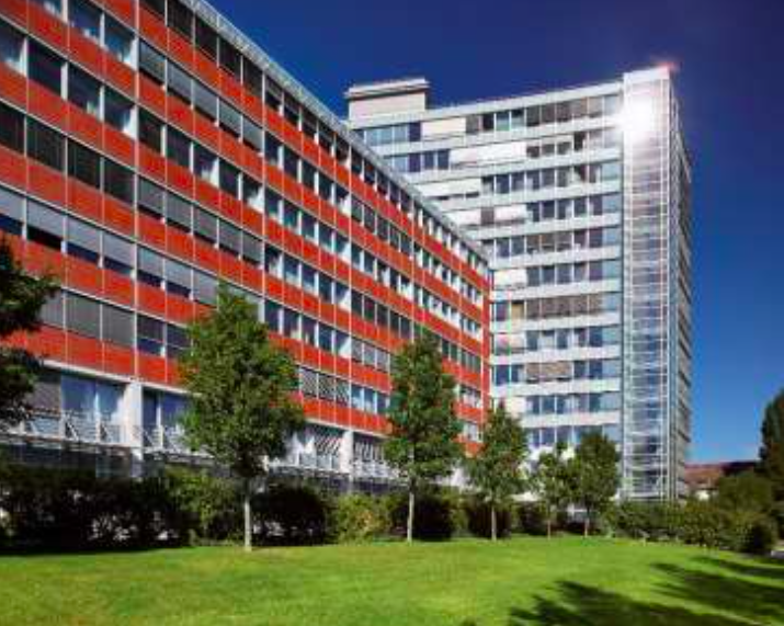IREIT Global's maiden acquisition, an office property in Berlin.