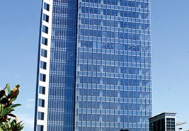 The Michelson, said to be part of an initial portfolio for Manulife US REIT (Photo: Manlulife)