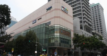 CapitaLand Mall Trust's Funan Digital Mall, which is currently undergoing redevelopment till 4Q 2019. (Photo: REITsWeek)
