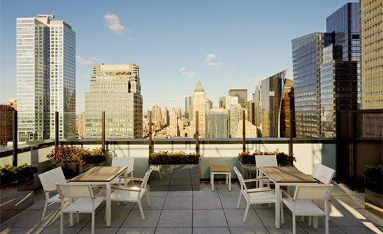 Ascott REIT's Element New York Times Square West