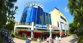 CapitaLand Mall Trust's Rivervale Mall that has now been divested (Photo: CapitaLand Mall Trust)