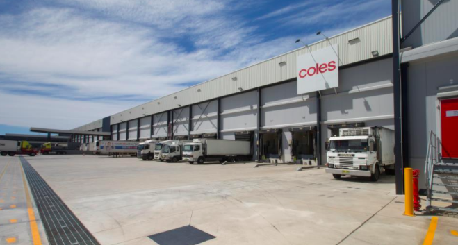 Mapletree Logistics Trust Coles Distribution Centre
