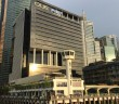 OUE Commercial REIT's OUE Bayfront in Singapore. (Photo: REITsWeek)