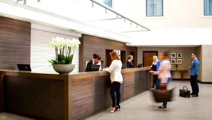 CDL Hospitality Trust's Cambridge City Hotel (Photo: CDL Hospitality Trust)