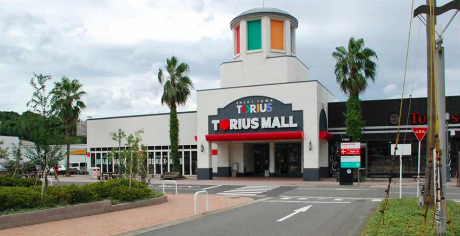 Croesus Retail Trust's Torius Property