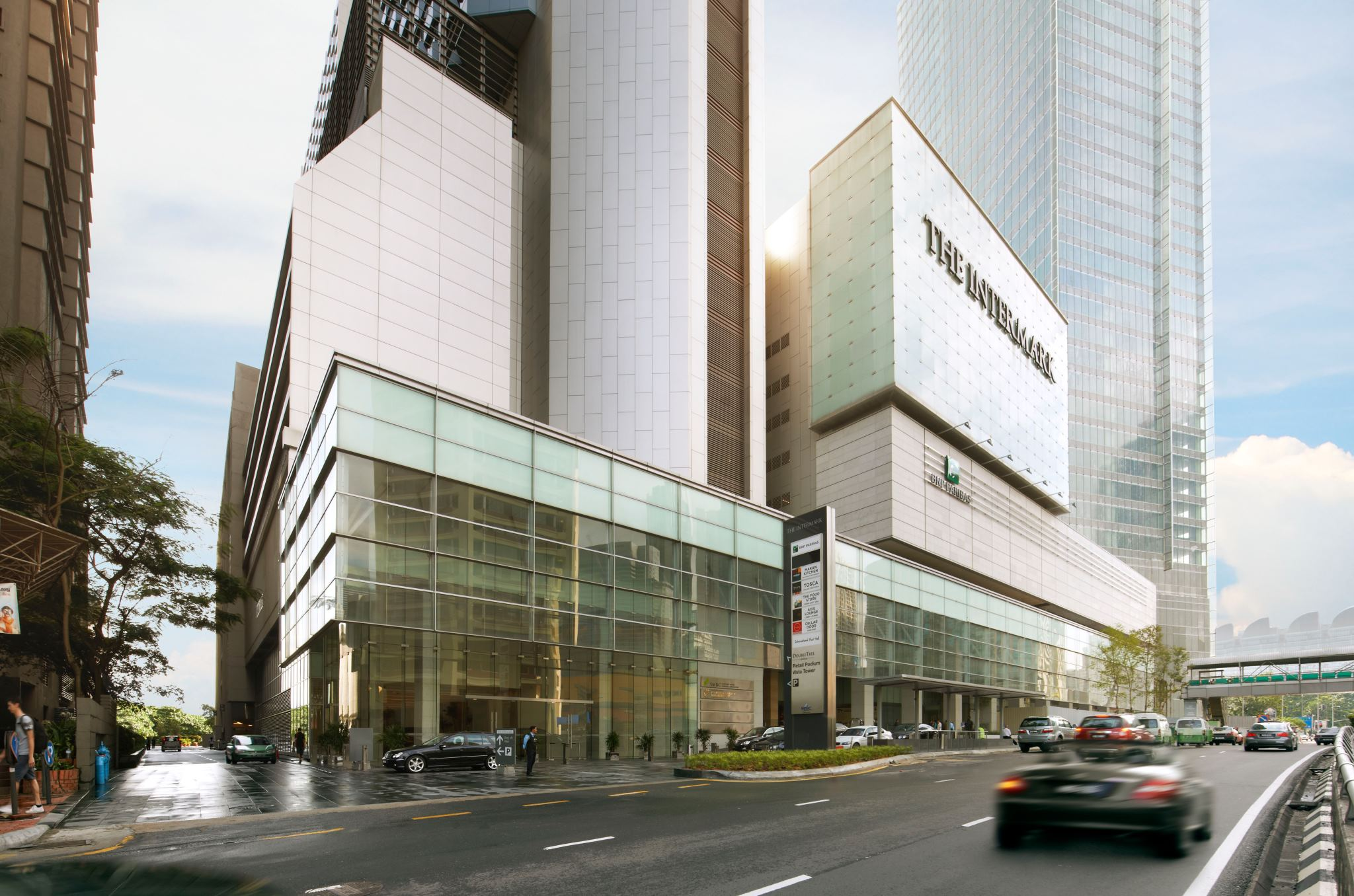 Pavilion REIT is acquiring The Intermark Mall in Kuala Lumpur for MYR160 million. (Photo by The Intermark)