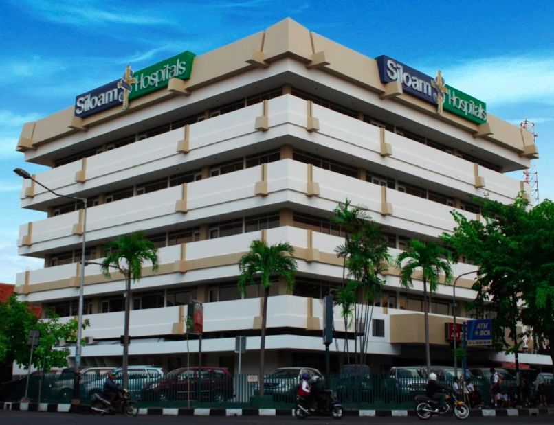 Existing property on land plot in Surabaya, Siloam Hospitals Surabaya, will also be divested in the transaction.