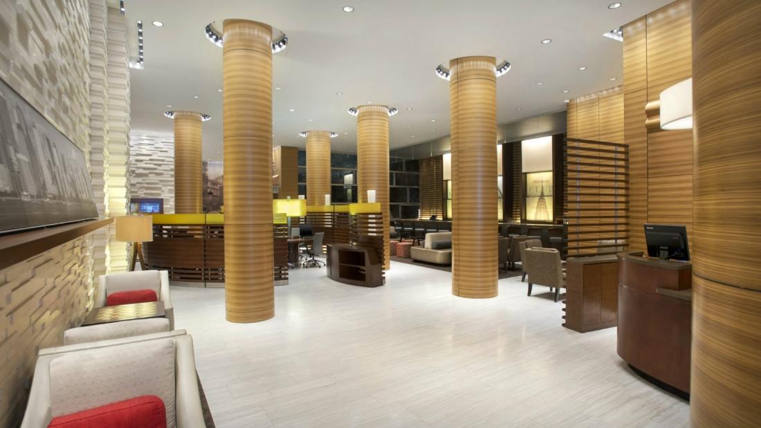 Ascott REIT's Sheraton Tribeca New York Hotel. (Photo: Sheraton Tribeca New York Hotel)