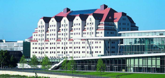 Frasers Hospitality Trust's Maritim Hotel Dresden. (Photo: Maritim Hotels)