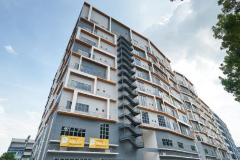 Soilbuild Business Space REIT's Bukit Batok Connection. (Photo: Soilbuild Business Space REIT)