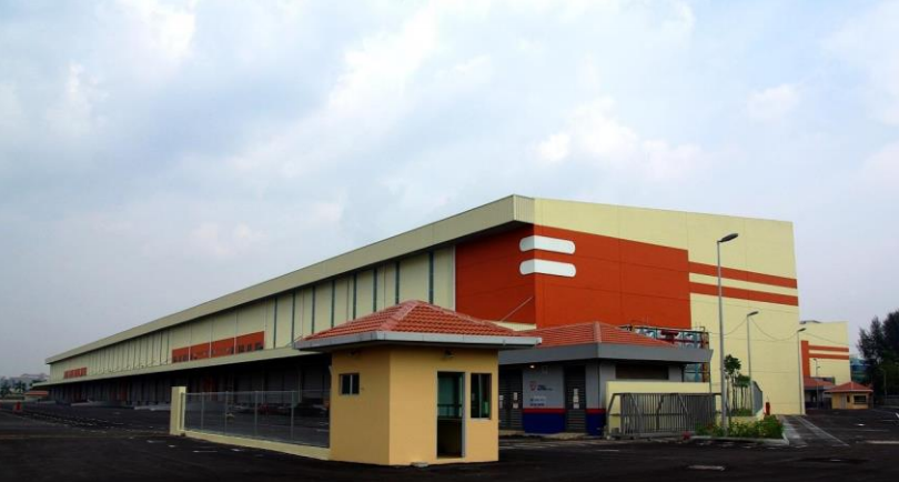 Mapletree Logistics Trust's Mapletree Shah Alam (Photo: Mapletree Logistics Trust)