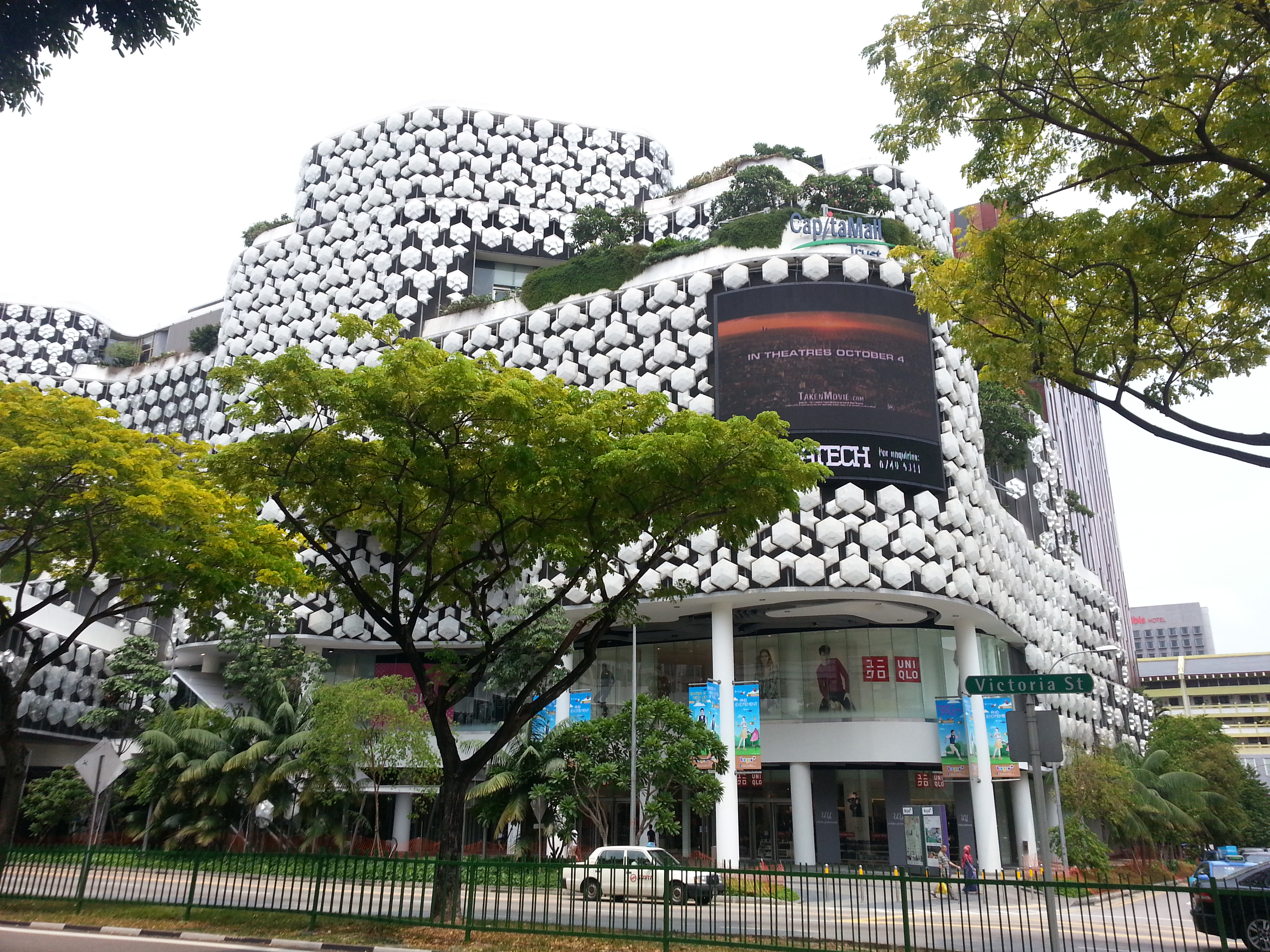 CapitaLand Mall Trust's Bugis+ (Photo: REITsWeek)