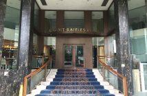 Ascott REIT's property in Singapore, Ascott Raffles Place. (Photo: REITsWeek)
