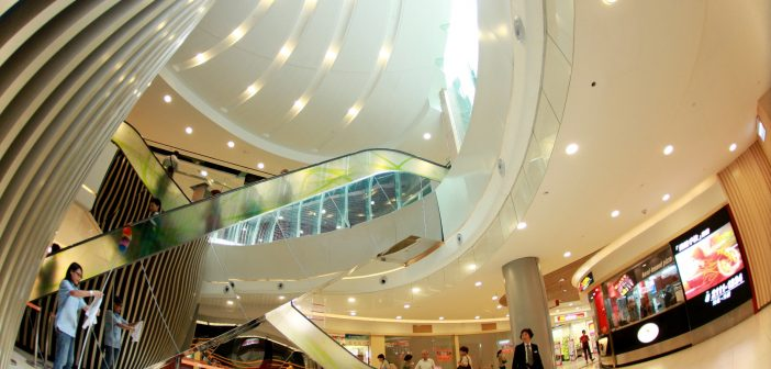Link REIT's Choi Yuen Plaza (Photo: Link REIT)