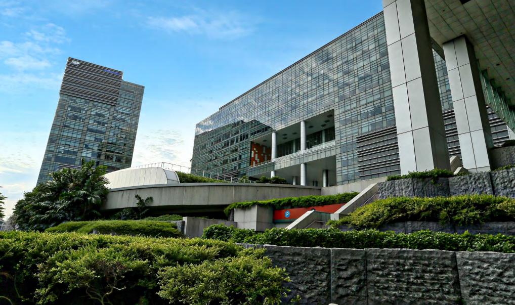 Mapletree Commercial Trust's Mapletree Business City. (Photo: Mapletree Commercial Trust)