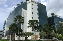 Soilbuild REIT's Eightrium in Changi Business Park (Photo: REITsWeek)
