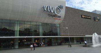 Mapletree Commercial Trust's VivoCity. (Photo: REITsWeek)
