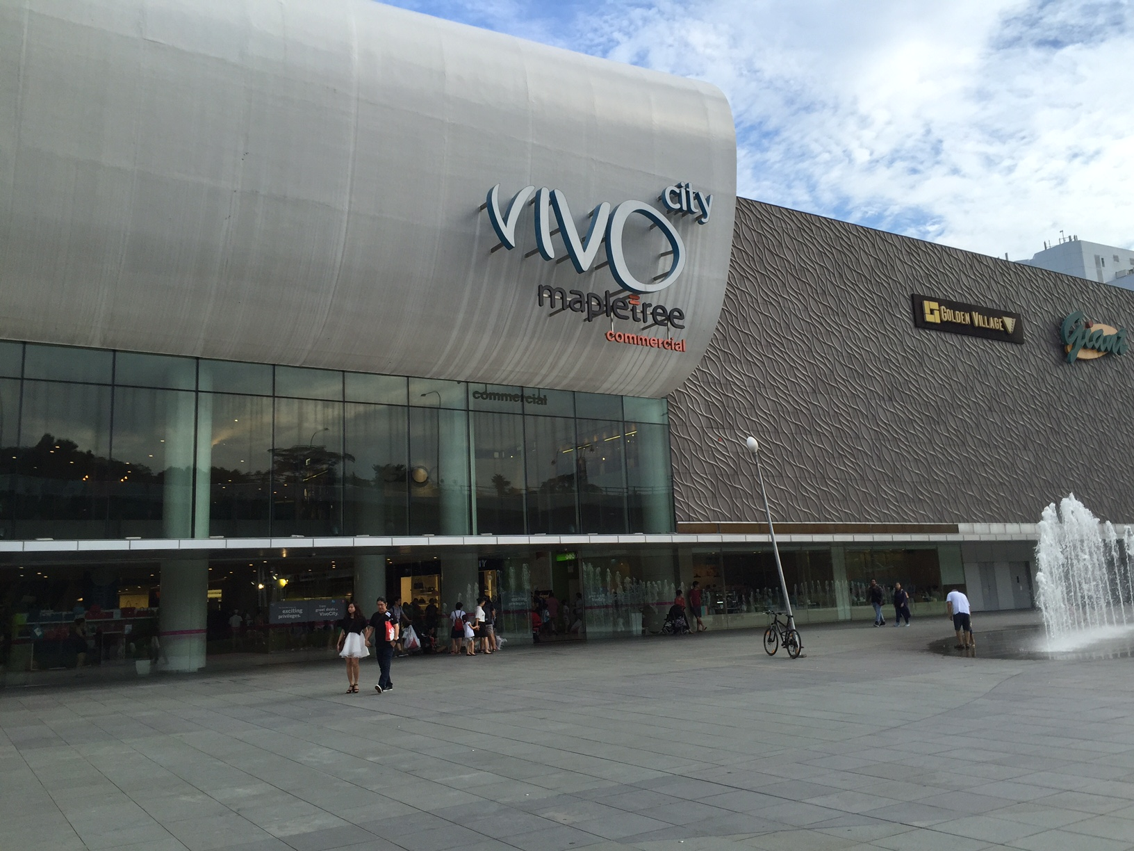 Mapletree Commercial Trust's VivoCity. (Photo: REITsWeek)