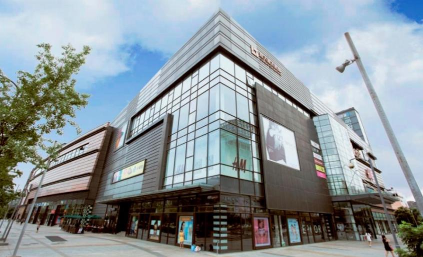 CapitaLand Retail China Trust's Galleria, Chengdu. (Photo: CapitaLand Retail China Trust)