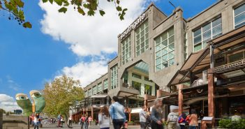 Southgate Complex in Melbourne, Australia. Suntec REIT has acquired a 50% stake in the property from Dexus Property Group. (Photo: Dexus Property Group)