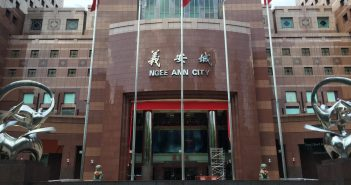 Starhill Global REIT's Ngee Ann City property. (Photo: REITsWeek)